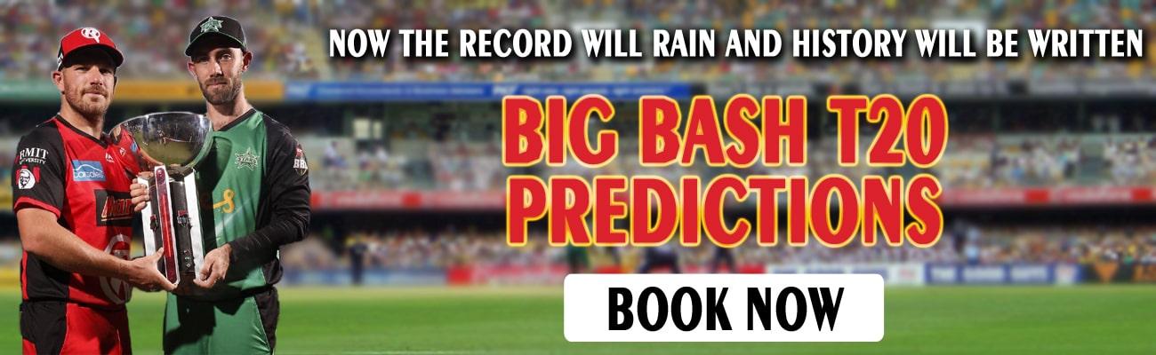 Big-Bash-T20-Predictions