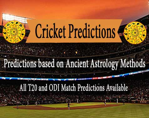 Vivo IPL Prediction 2019 by Astrology   Book Today IPL Match