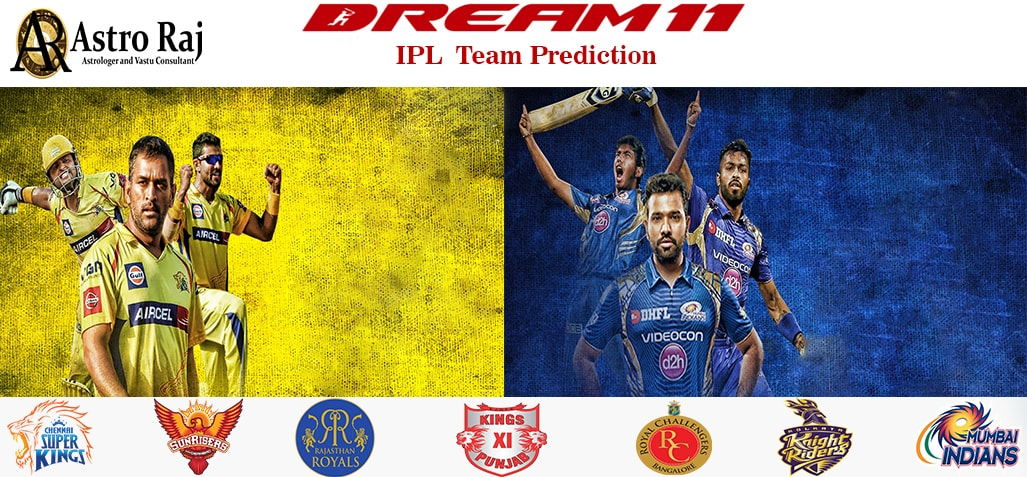 Dream11 Fantasy Team Prediction