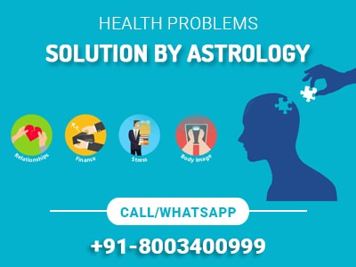 Health Solutions by Astrologer