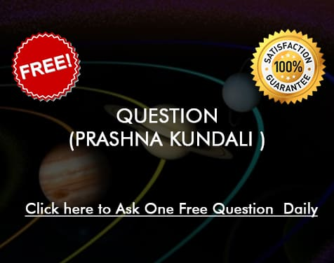 Prashna Kundali - Ask a Question Free Astrology Online