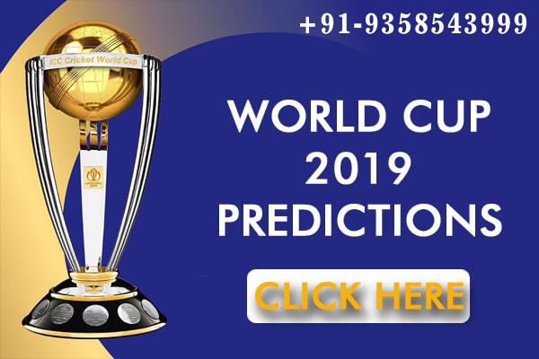 Astrology Prediction World Cup 2019