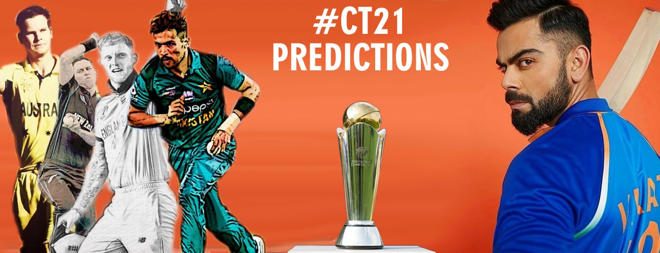 Champions Trophy Predictions